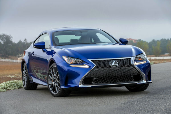 Ultimate Car Negotiators 2017 Lexus Rc 200t F Sport