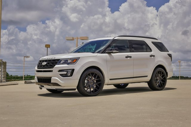Ultimate Car Negotiators 2017 Ford Explorer Sport